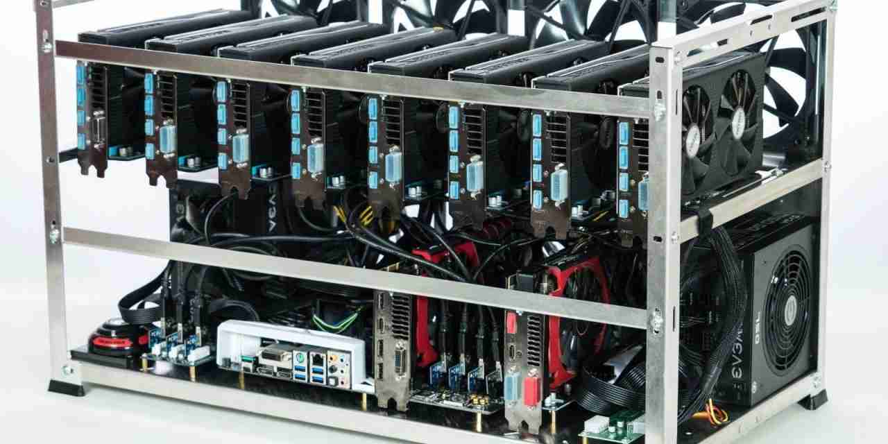 Build An Ethereum Mining Rig Today Step By Cryptos R Us