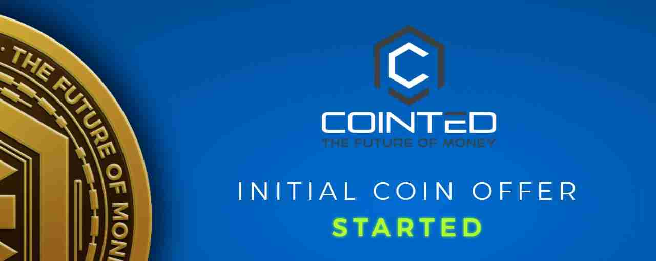 Cointed Token ICO Has Started - CryptosRUs
