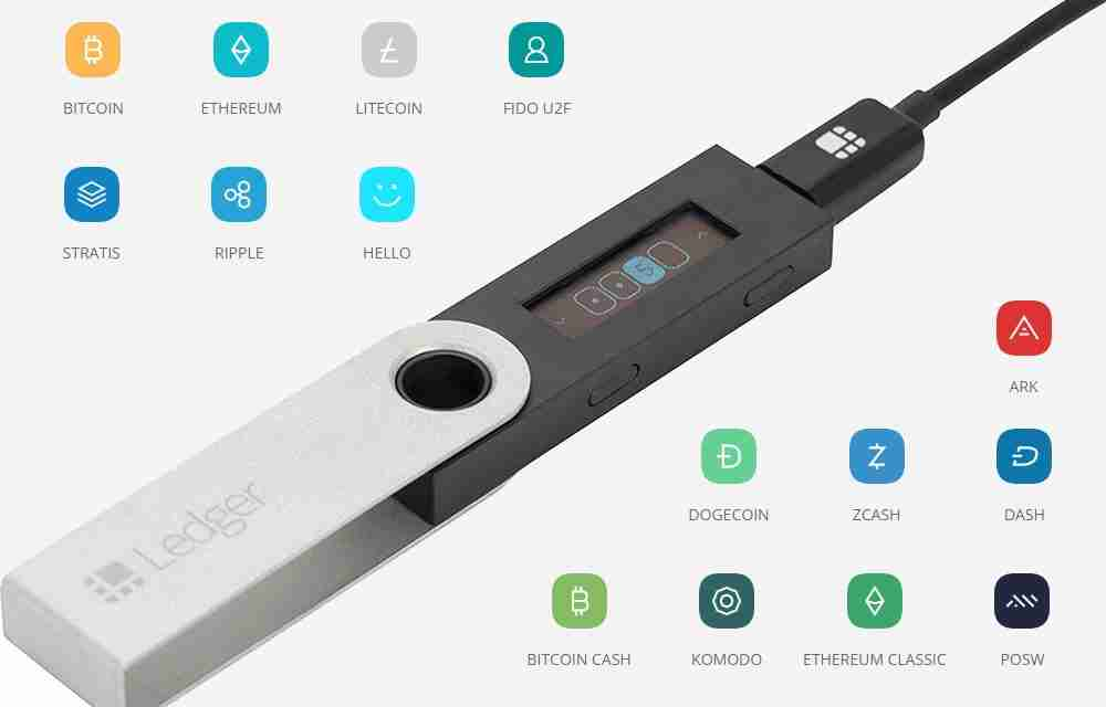 How To Store Bitcoin Altcoins And ERC 20 Tokens On A Ledger Nano