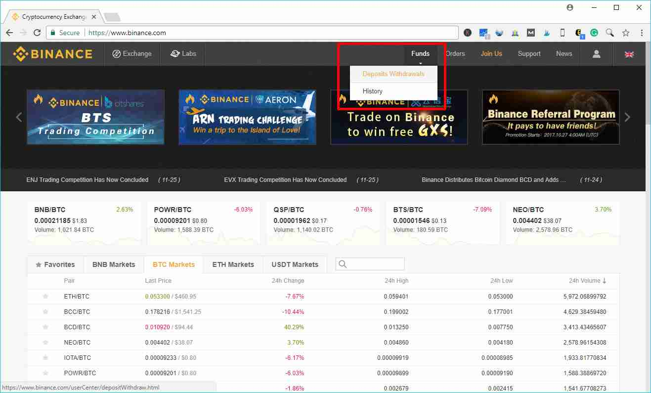 Binance advanced tutorial