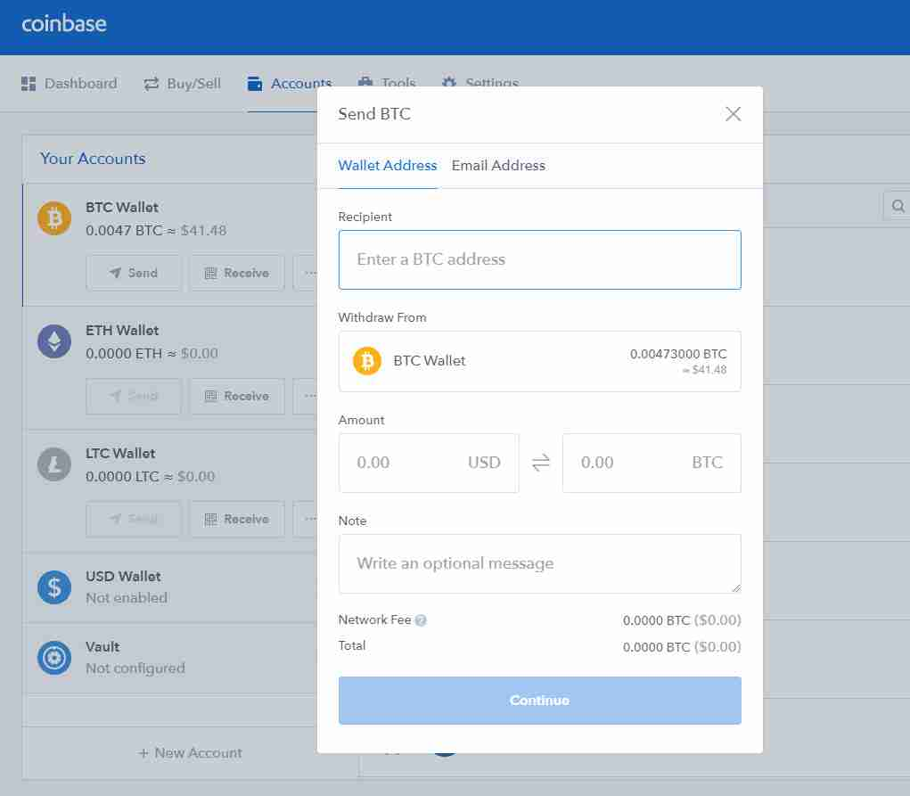 "The copied ""BTC Deposit Address"" is what you need to enter within your  Bitcoin exchange as a send address. For example within Coinbase, this is  where you ..."