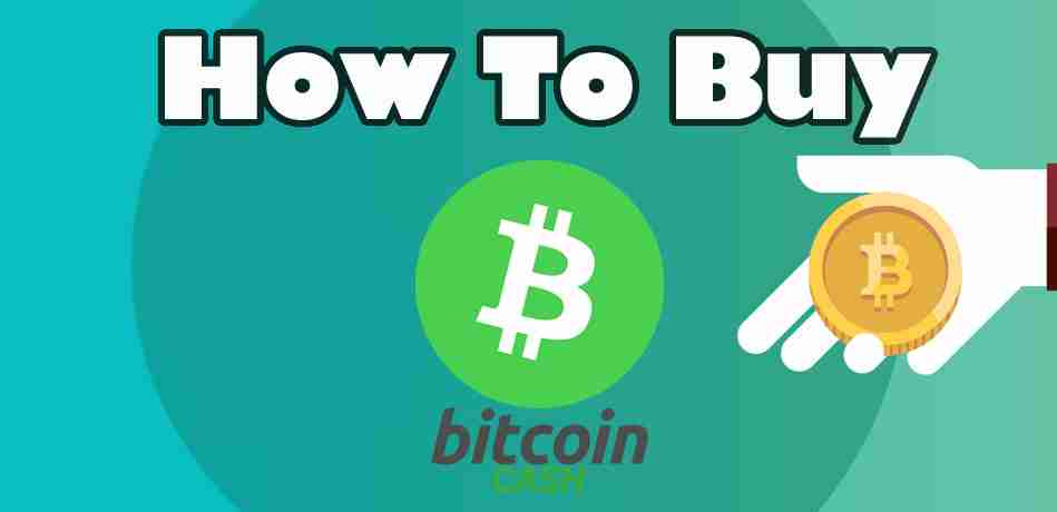 How To Buy Bitcoin Cash [BCH/BCC]