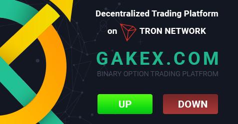 GAKEX, the era of transparent binary options trading begins - CryptosRUs